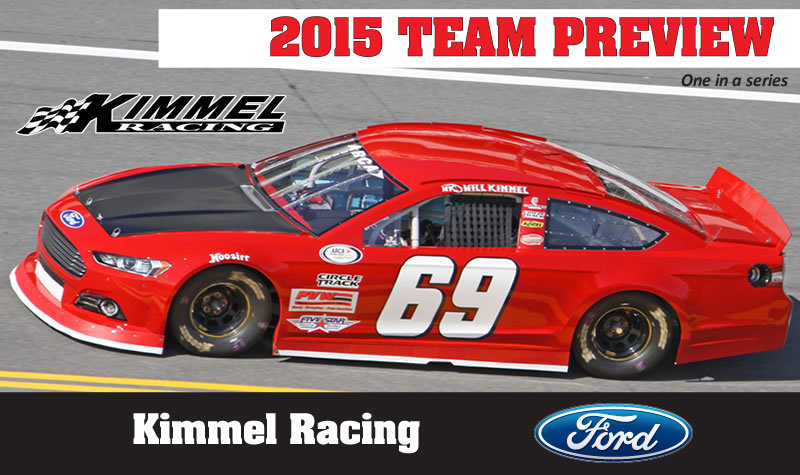 Kimmel Racing...a time-honored tradition since 1949