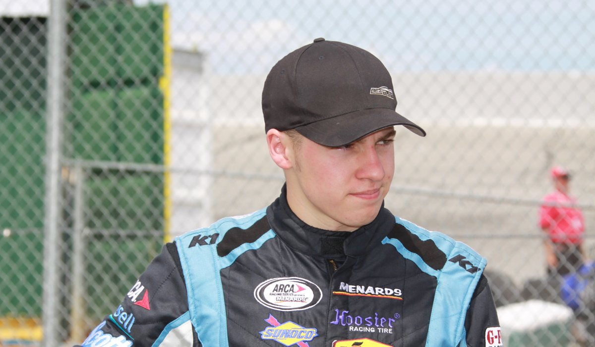 2014 ARCA champion Mitchell enters ARCA Mobile 200