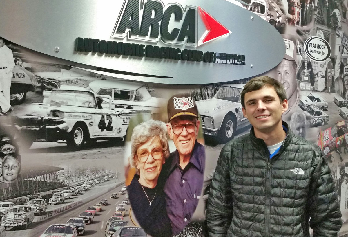 Finally ... add Andretti to ARCA's Wall of Fame