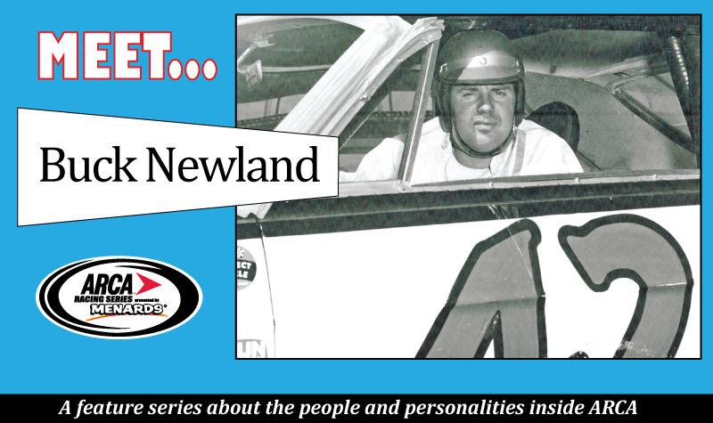Champion crew chief Newland recalls first ARCA race at Nashville in '59