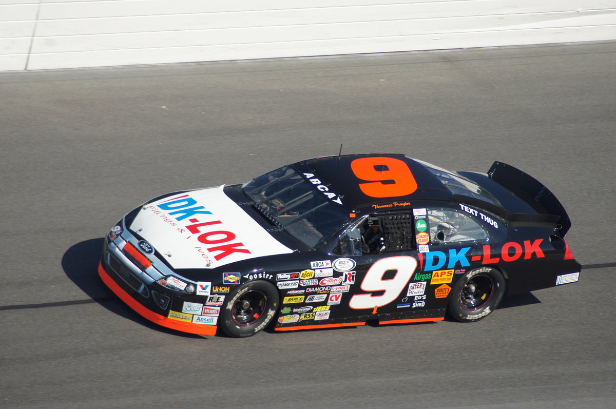 Talladega Testing Up Next for Praytor DK-LOK Team