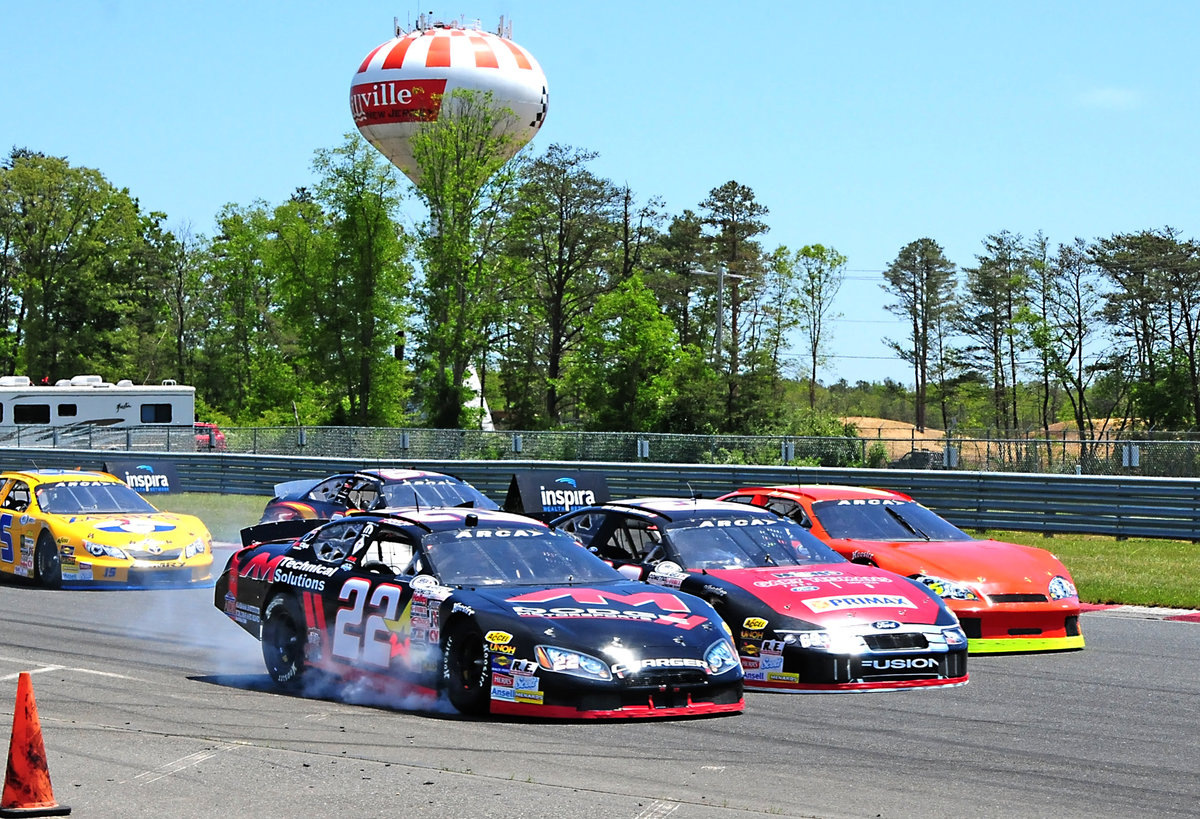 NJMP Voted One of the Top 10 Favorite Race Tracks in America