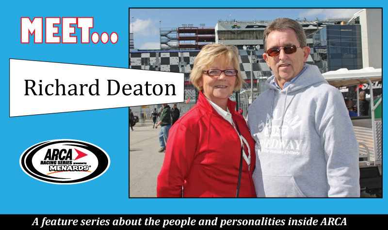 Longtime Salem GM Deaton looks ahead to ARCA's 100th anniversary event at storied oval