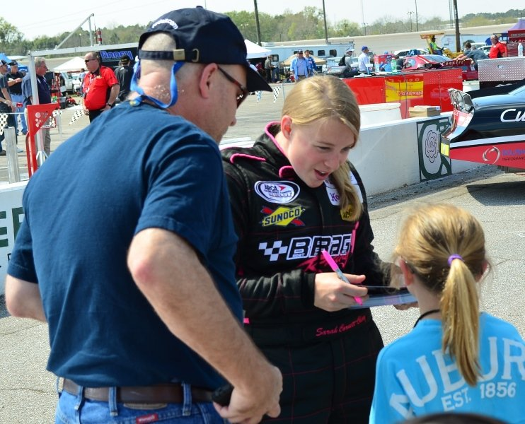 On off ARCA weekend, Cornett-Ching, others take talents to Bristol