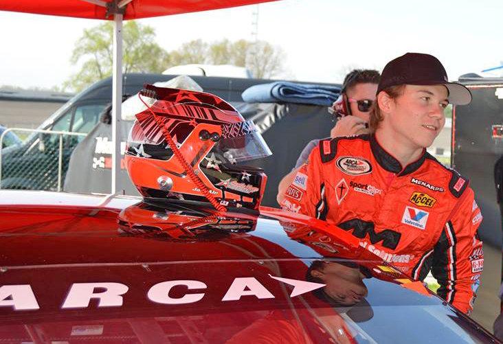 Mason Mitchell Motorsports, Cunningham Motorsports test at Salem