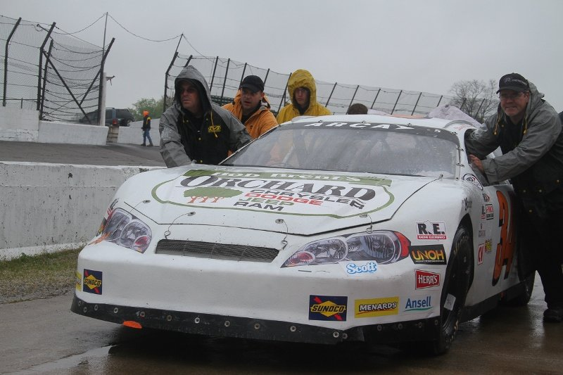 Saturday activities canceled due to rain; Starting grid set for Federated Auto Parts 200