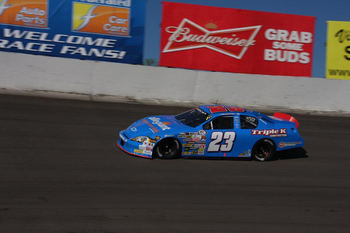 Enfinger finishes 13th at Salem Speedway, eyes return to home state of Alabama