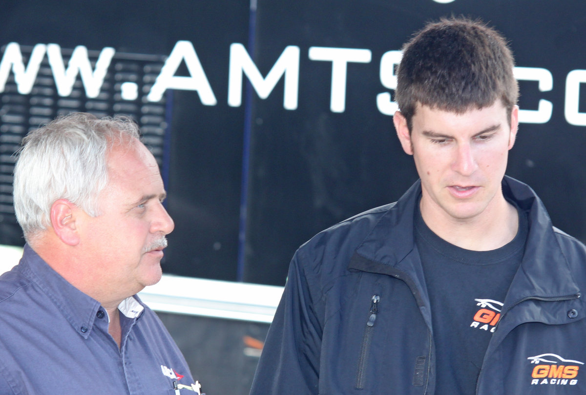 Point leader Enfinger prepping for road course run at NJMP