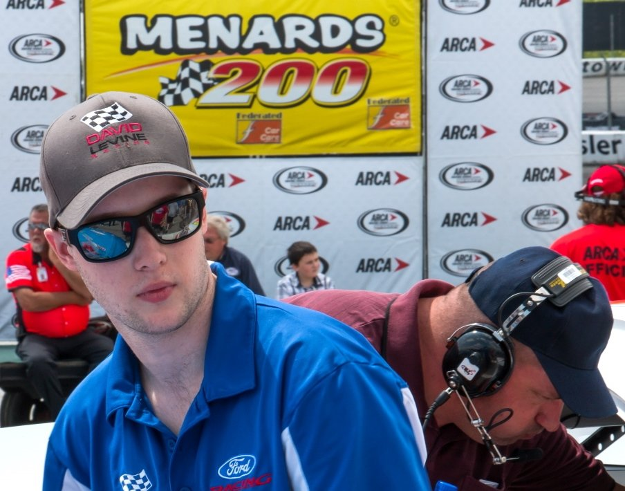 Levine ready to use road course experience at NJMP
