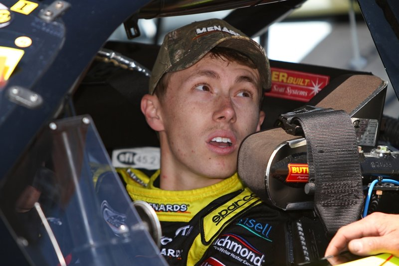 Brandon Jones ready for New Jersey road course