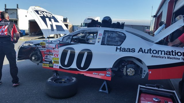 Group qualifying lineup set at New Jersey Motorsports Park