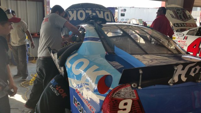 Race day notes and quotes: Praytor gets car; Wong's car has special logo