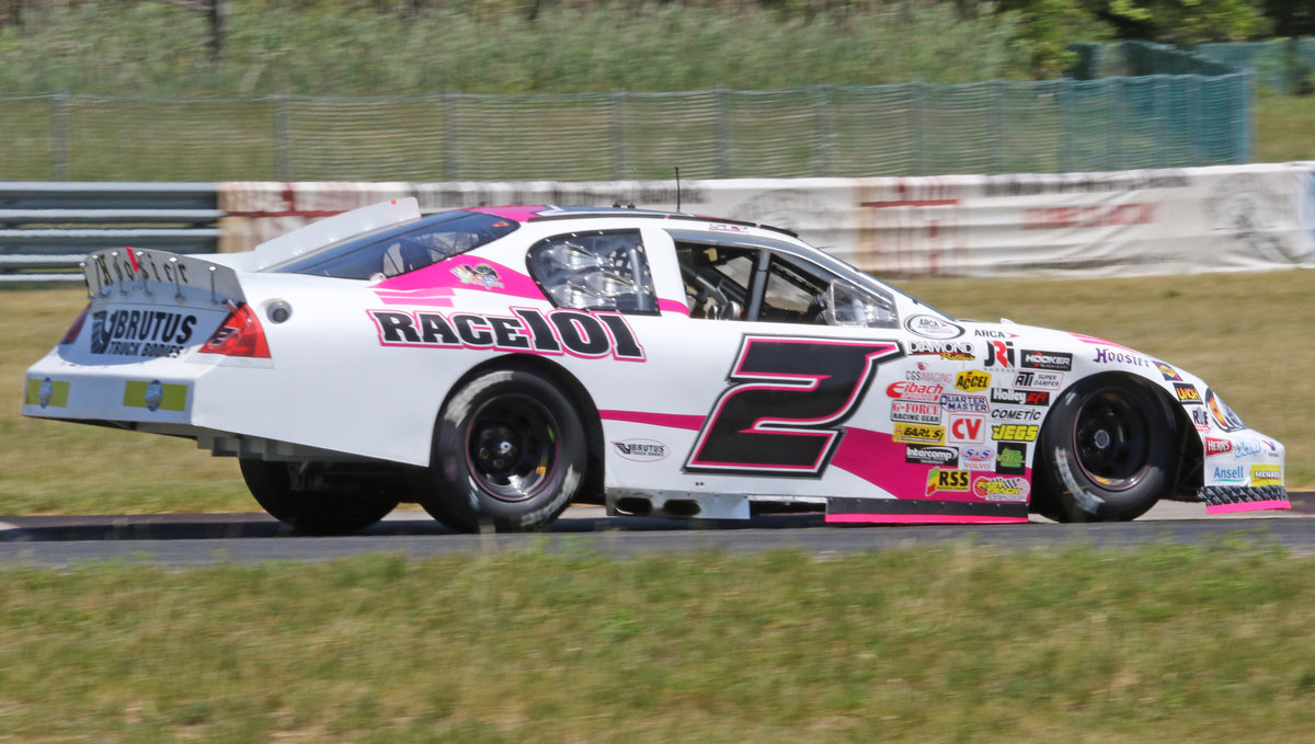 Notes & Quotes from NJMP; Sarah breaks road course record; Bill France Four Crown title in view