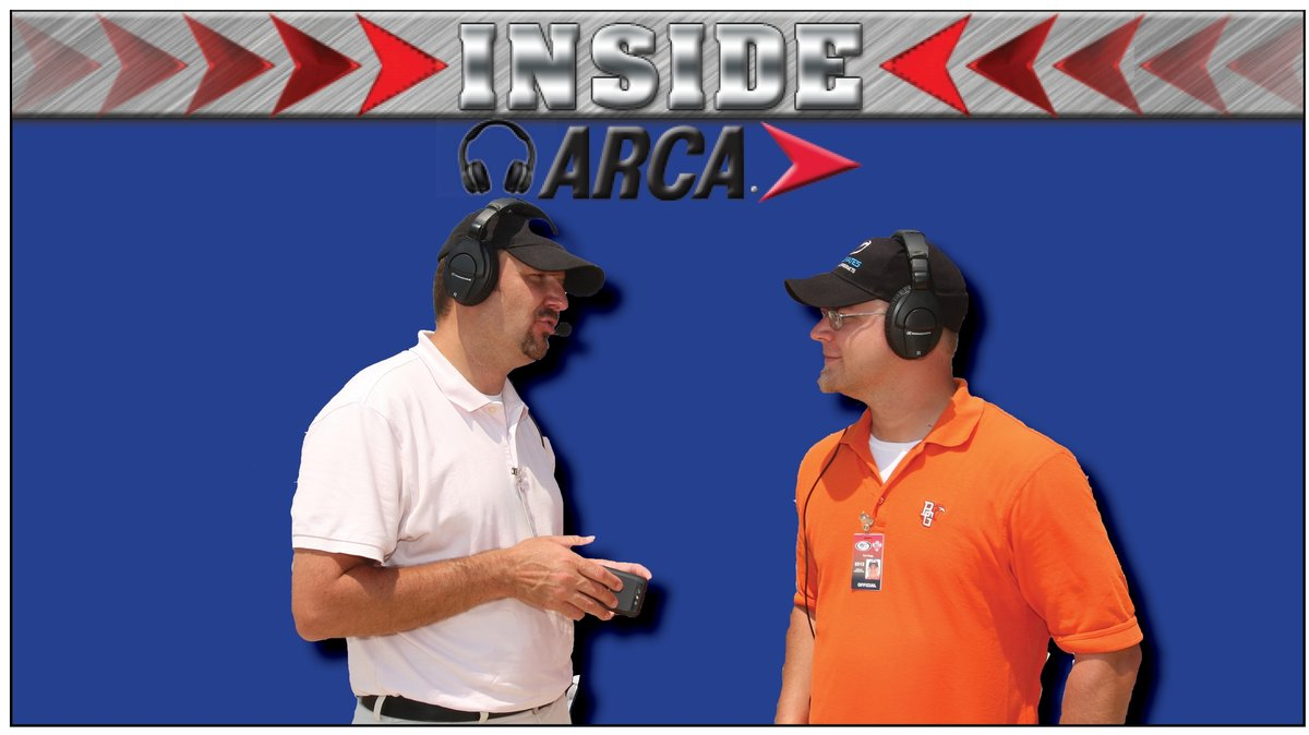 Cunningham Motorsports teammates on Inside ARCA today
