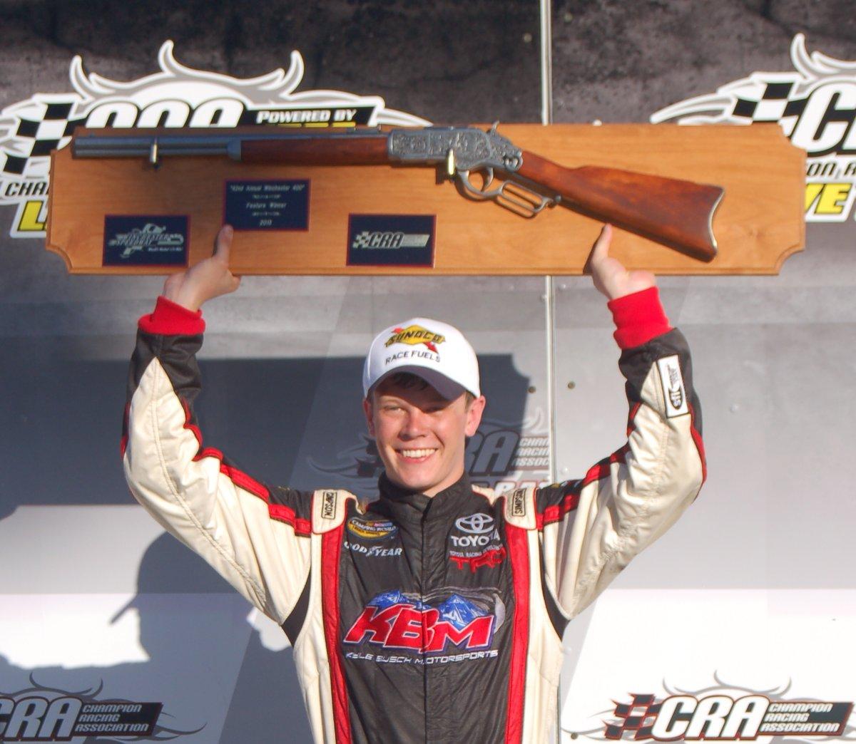 Erik Jones goes for $100,000 Triple Crown bonus at Winchester Speedway