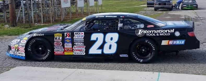 ARCA/CRA Super Series point leader aims for Winchester win, Road to Daytona test