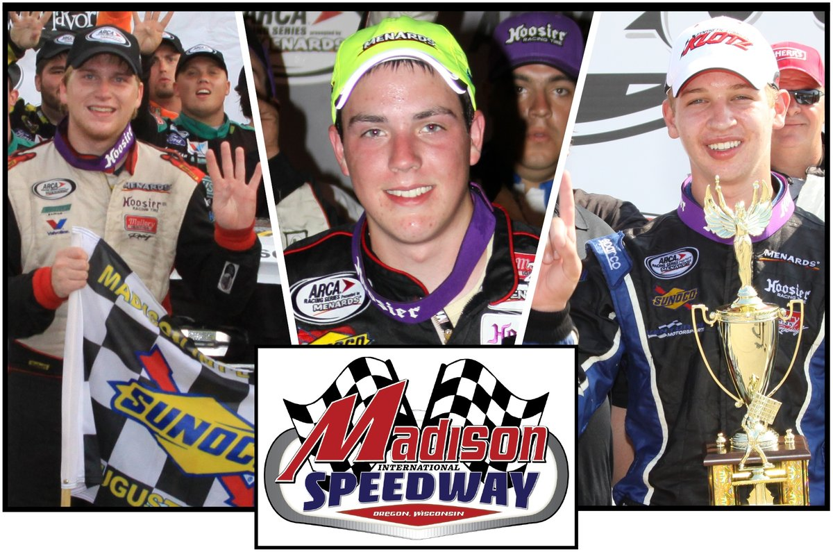 ARCA announces return to Madison, Wisconsin in 2016