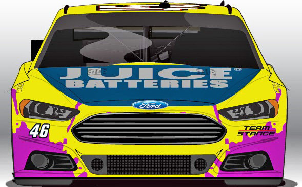 Team Stange announces Frank Kimmel in the 46; JUICE Batteries to sponsor