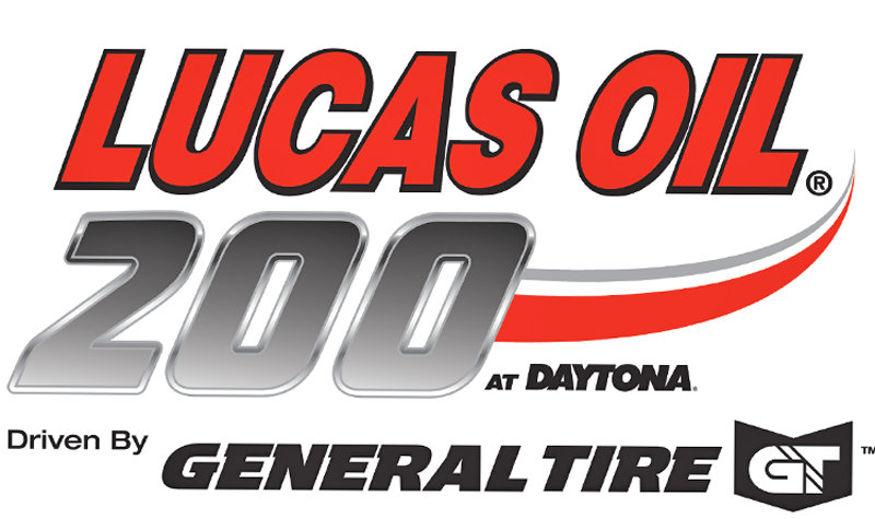 General Tire becomes presenting sponsor at Daytona; Lucas Oil 200 Driven By General Tire Feb 13