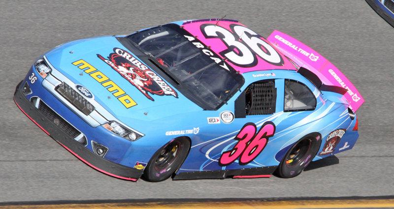 Lynn ready with Lira Motorsports for Daytona debut