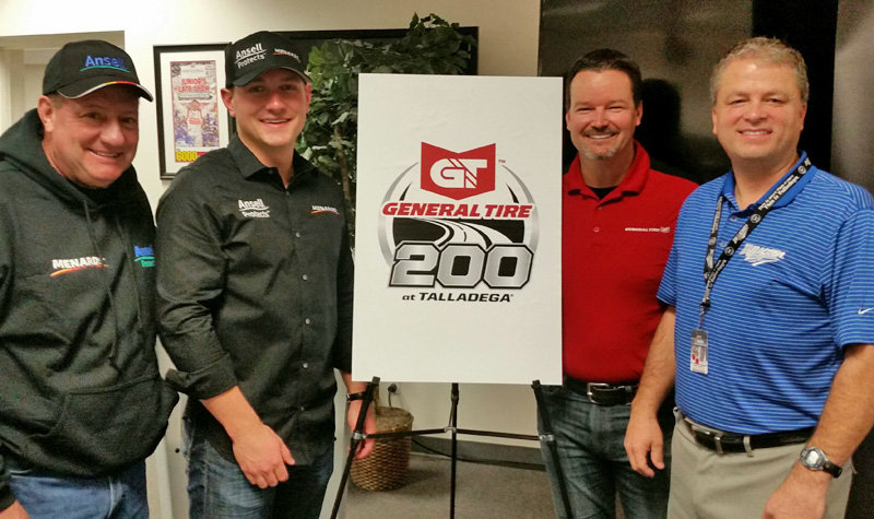 """General Tire Goes """"All In"""" with ARCA"""
