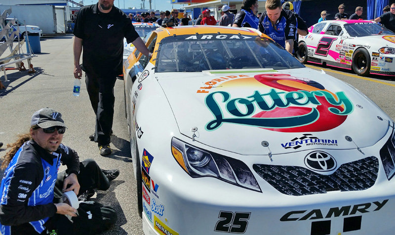 Groups now assigned for Group Qualifying coming next at Daytona