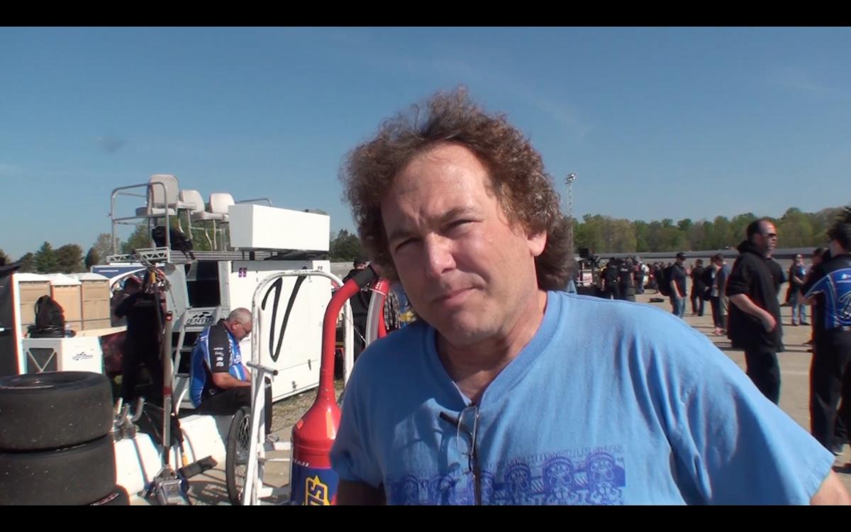 VIDEO: Brad Smith Returns to Talladega