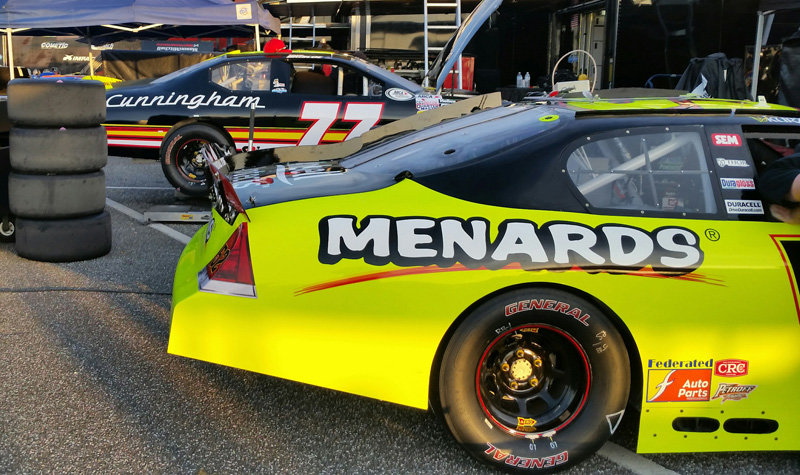 Raceday at Talladega: Live timing, scoring, chat; General Tire 200 live on FS1