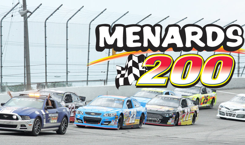 Menards selling discount tickets for Toledo ARCA race