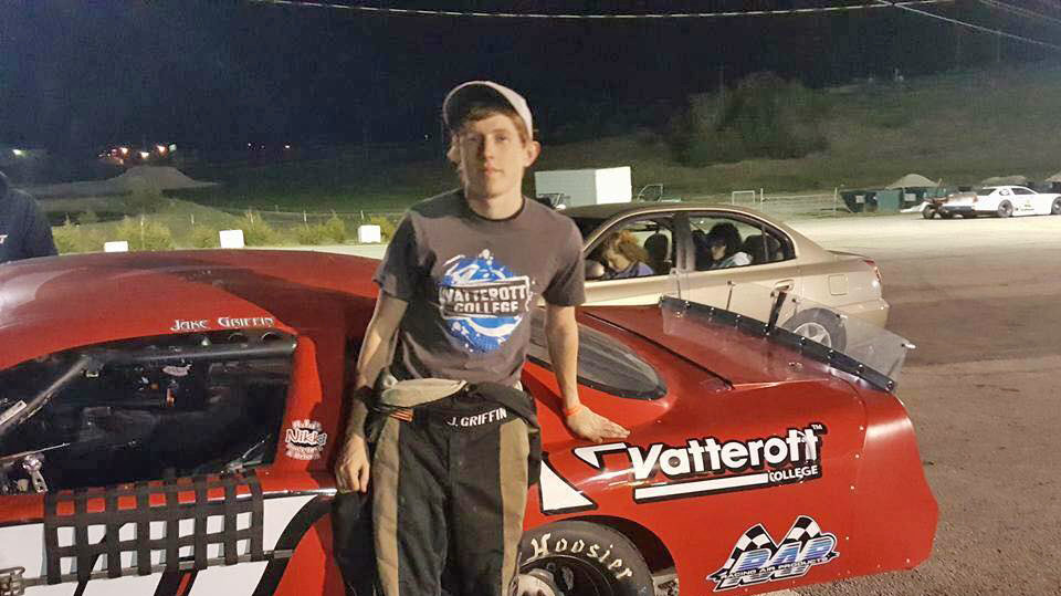 The young faces of ARCA...add Jake Griffin in VMS car for dirt miles
