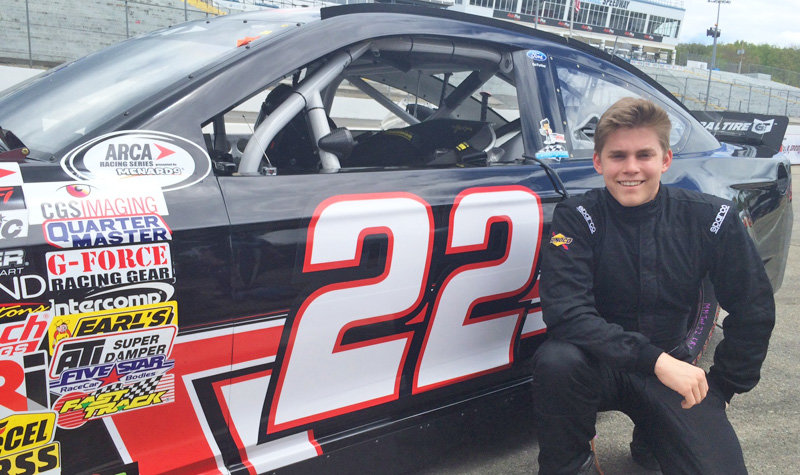 Snider planning debut with Cunningham in Menards 200; testing Toledo Friday