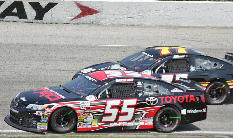 Sargeant leads the charge for Venturini Motorsports at Toledo