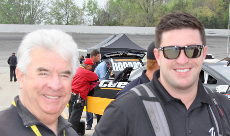 Like father, like son, Hessert road course ready for NJMP