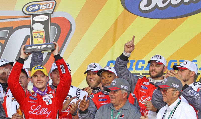 Ryan Reed to drive Lira Motorsports entry at Pocono