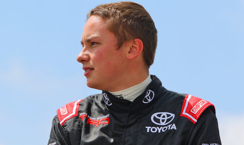 Bell looks ahead to first road course start at NJMP