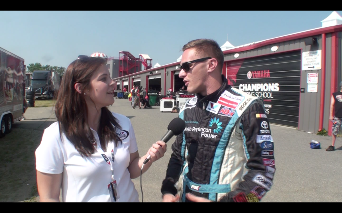 VIDEO: Catch Up with Parker Kligerman