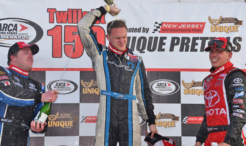 Podium finishes for VMS at NJMP