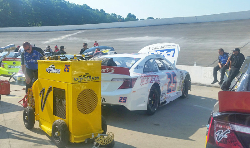 Venturini Motorsports, 40 ARCA wins, looking for first at Winchester