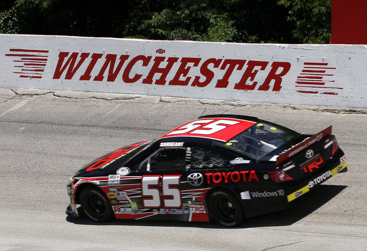 Sargeant leads VMS charge at Winchester