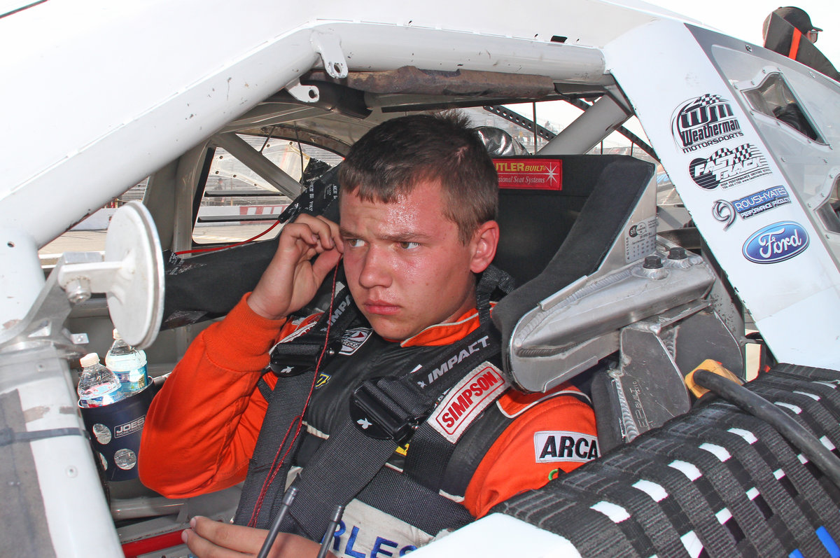 Clayton Weatherman tapped to drive 22 at Berlin