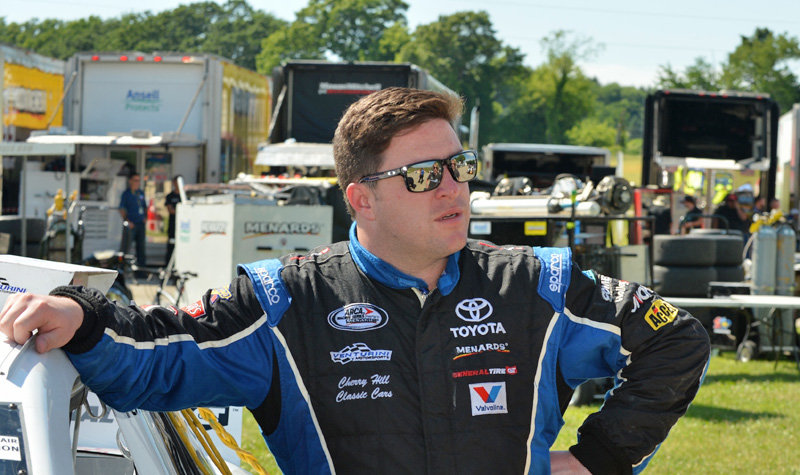 Hessert considered a hometown favorite at Pocono; 17th start coming Friday
