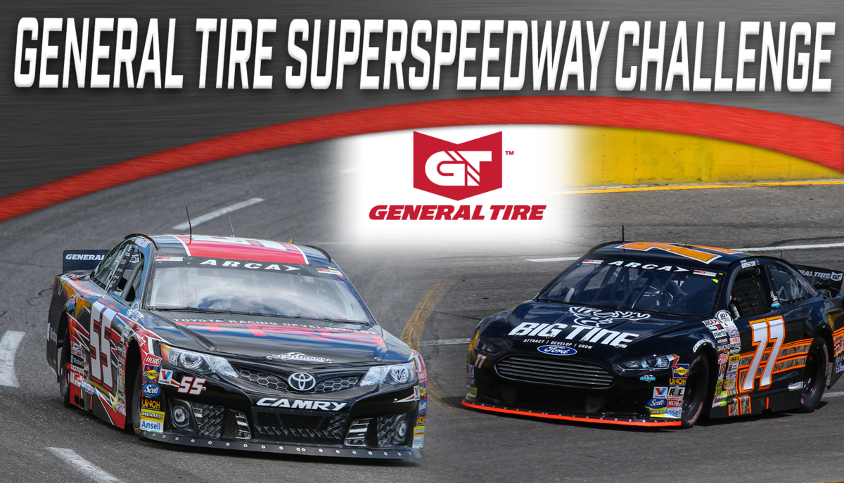 Special Awards Posted: GT Superspeedway Challenge tight at the top