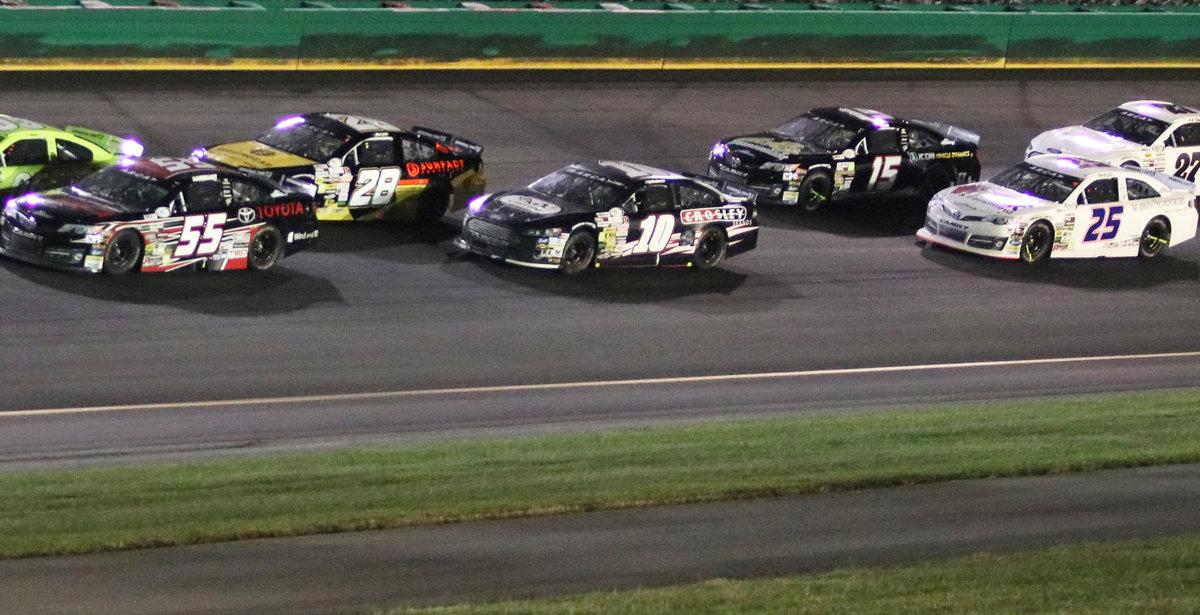 Big night for Venturini Motorsports at Kentucky
