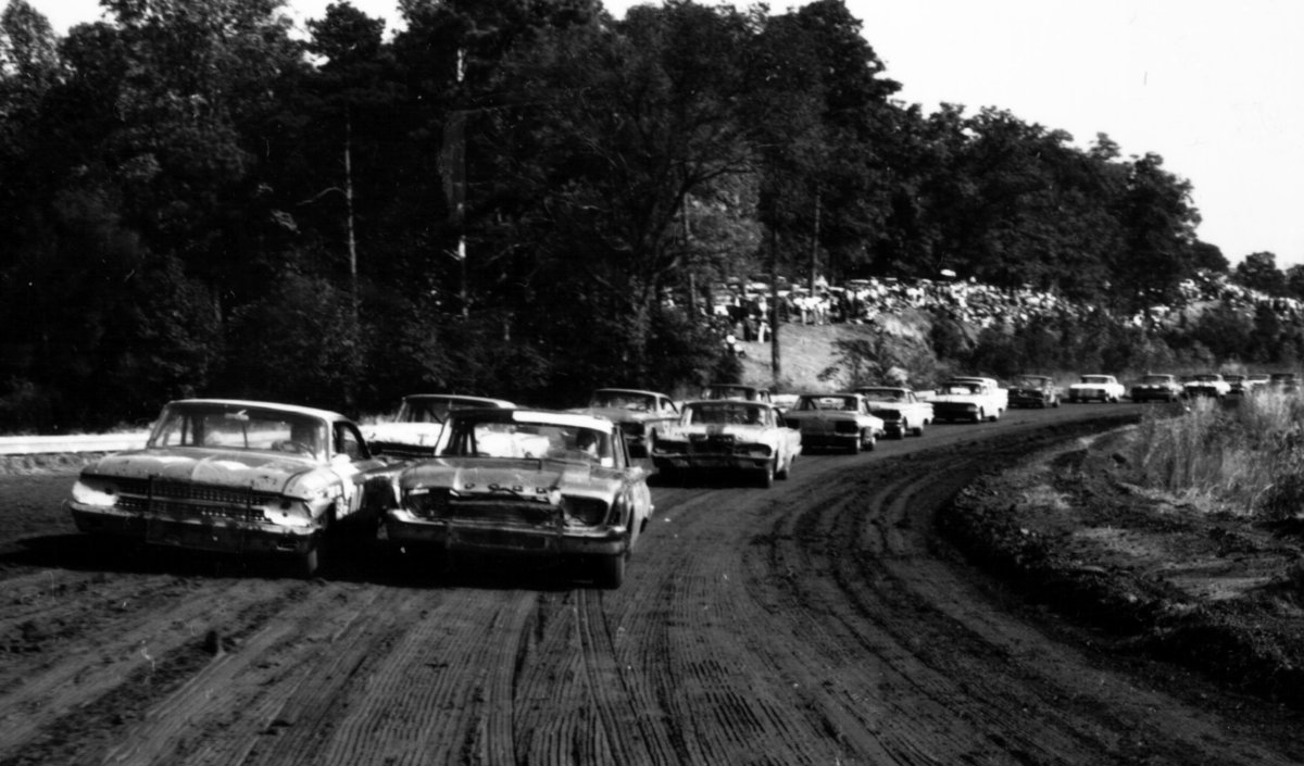 """On This Day"" Harold Smith clinches '61 MARC championship on Lakewood mile dirt"