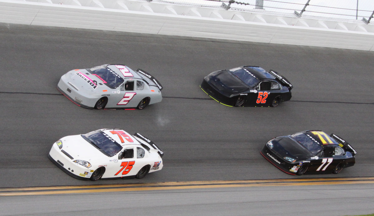 ARCA Daytona Test Dates Announced