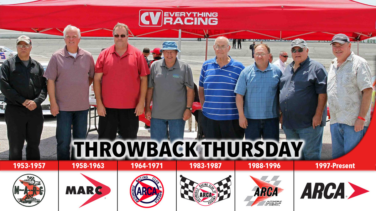 ARCA icons gather for Series' 75th at Toledo
