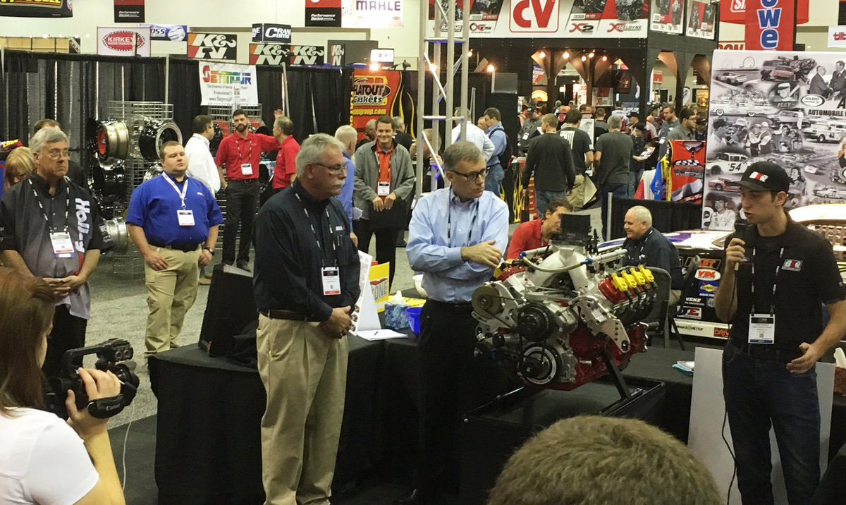 Ilmor delivers 100th ARCA engine at PRI