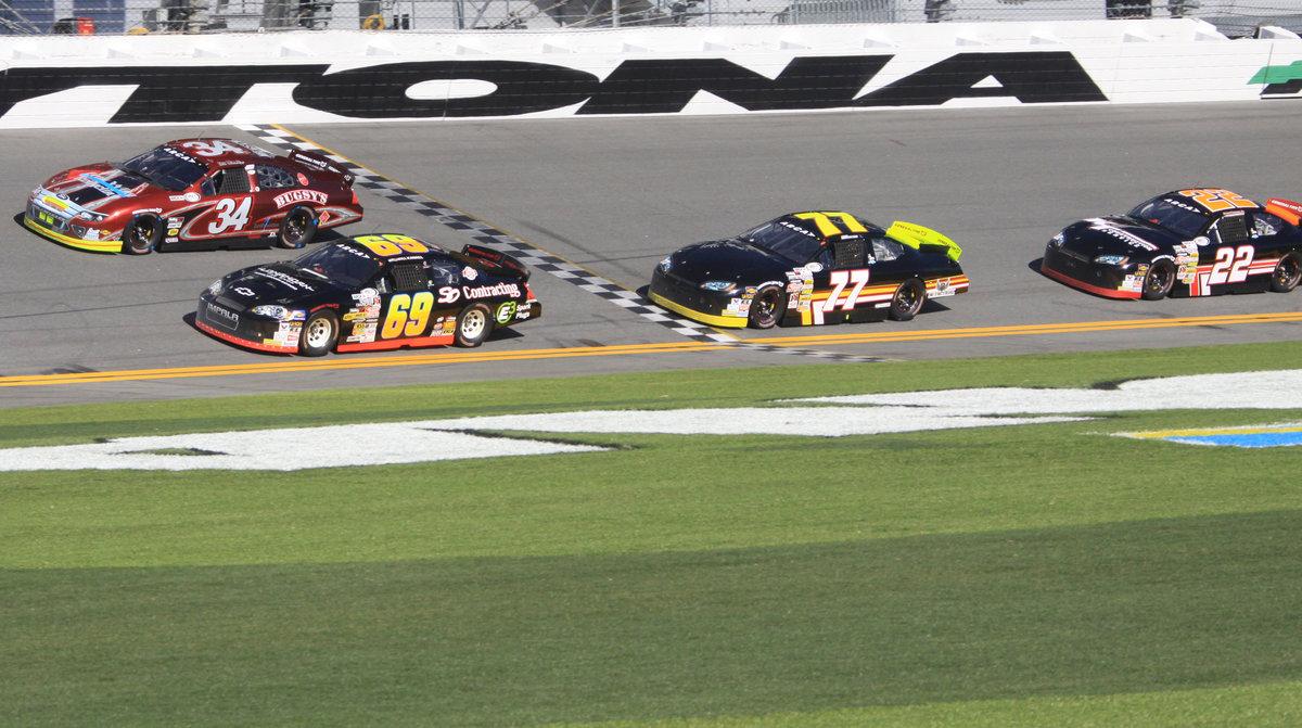 Entries rising fast for Daytona test...current list inside