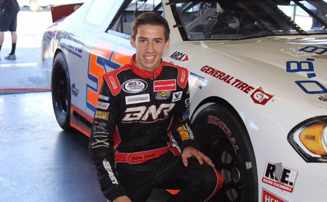 New Jersey's Calvin Carroll impressive in first attempt at Daytona