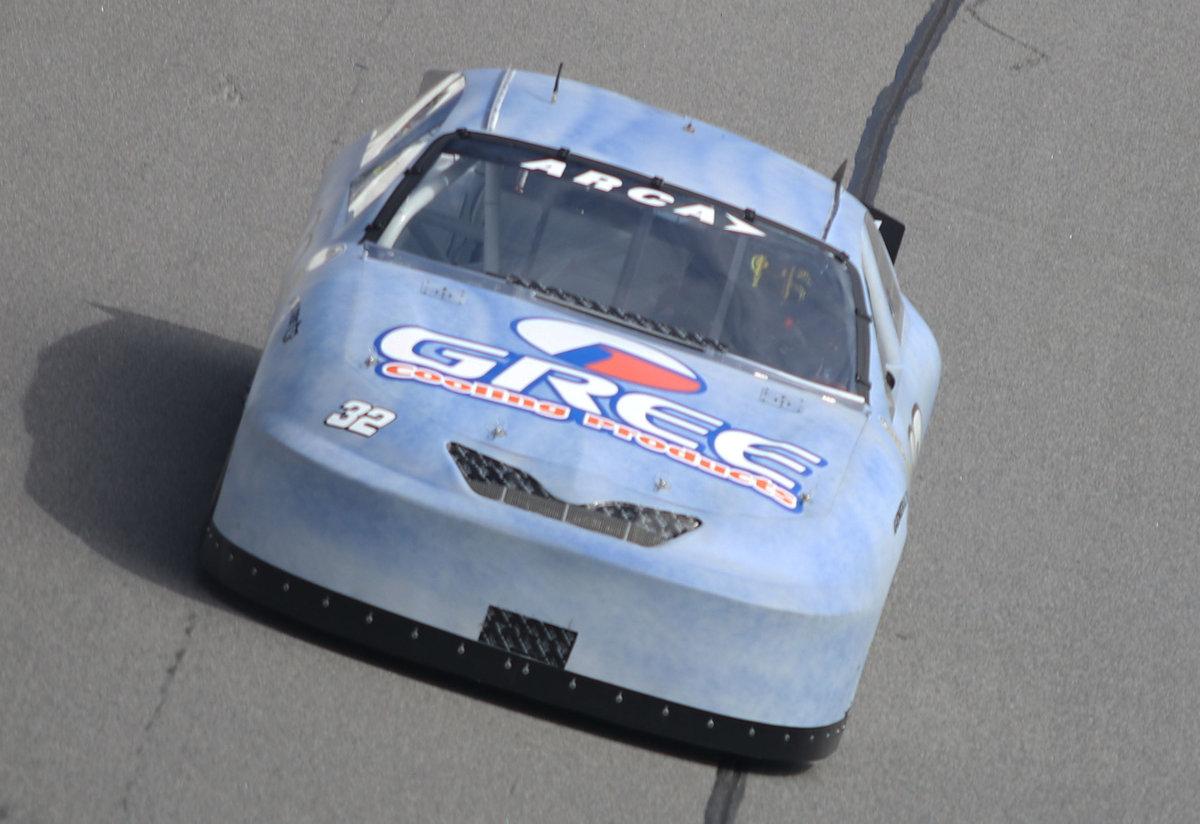 Daytona test a success for Dean, Win-Tron Racing